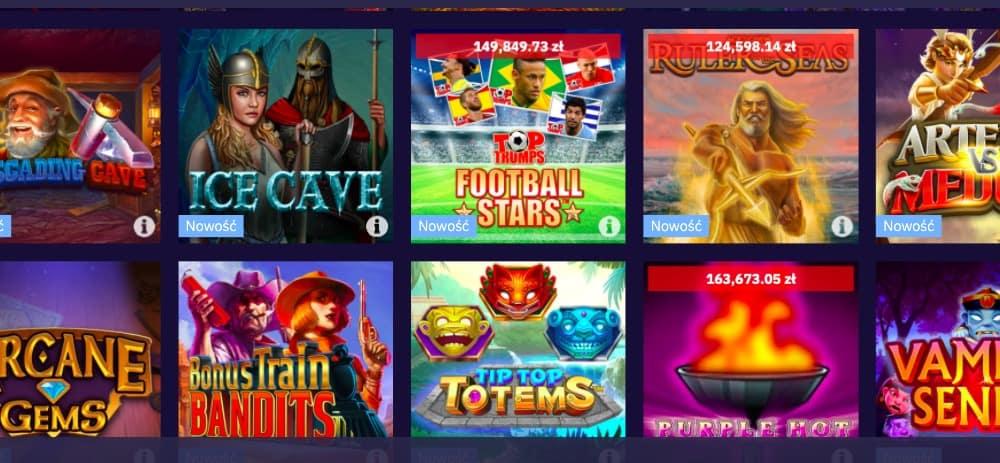 Total Casino automaty online