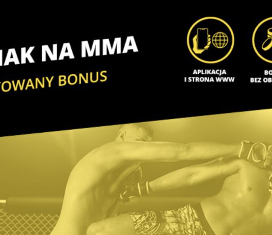Fortuna daje 20 PLN na KSW 50! Jak działa bonusowy pewniak?